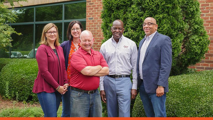 HoneyBaked leadership team