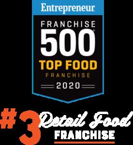 Entrepreneur #3 Retail Food Franchise